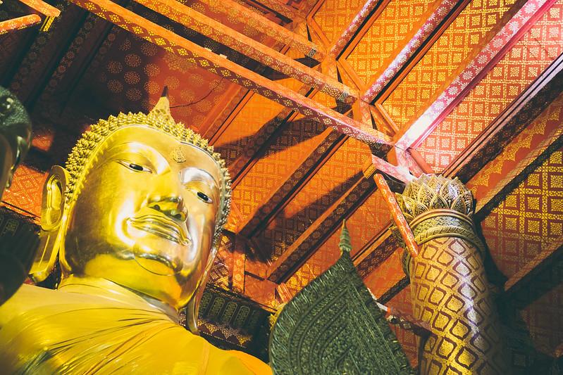 Wat Phanan Choeng @ Ayutthaya