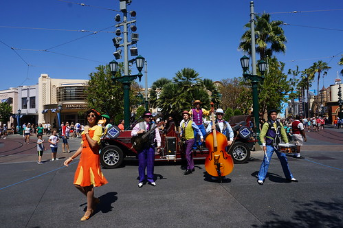 5 and Dime at Disney California Adventure | by Disney, Indiana
