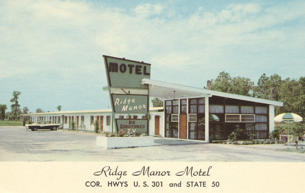 Ridge Manor Motel - Ridge Manor, Florida