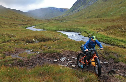 Escaping the bogs in Gleann Beag | by Pikes On Bikes