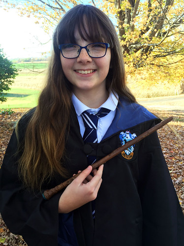 Julia the Ravenclaw
