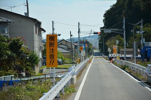 気仙沼BRTバスレーン
