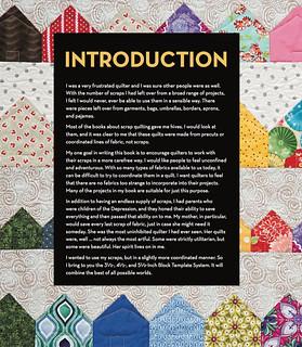 Quilts for Scraplovers Intro