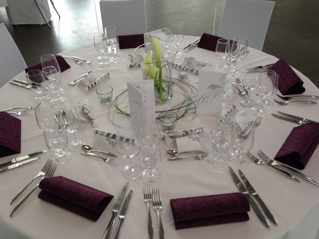 Tischdekoration Galatische Und Stuhlbussen Optional Buchba