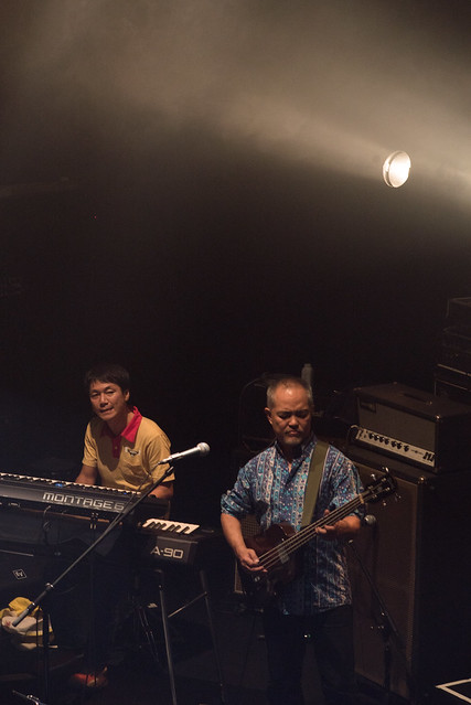 CABU live at The Bottom Line, Nagoya, 09 Oct 2016 -00547