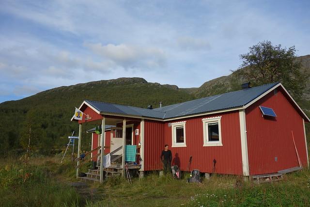 Såmmarlappa cabin