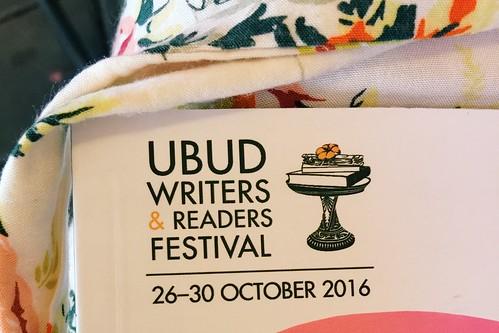 Ubud Writers and Readers Festival