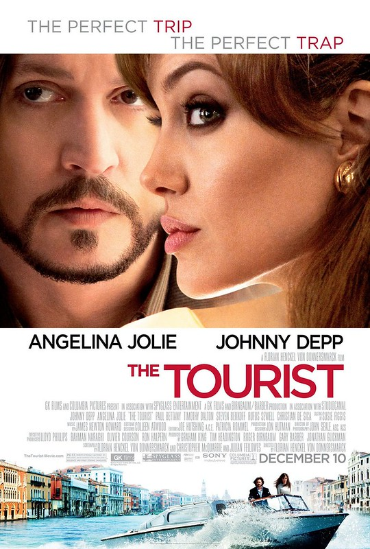The Tourist - Poster 3