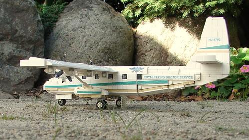 Gaf nomad 105 royal flying doctor service n22c nomad for Nomad service