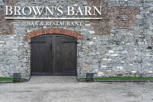 DON'T PUT OFF UNTIL TOMORROW WHAT YOU CAN DO TODAY [BROWN'S BARN HAS CEASED TRADING] REF-1085519 | by infomatique