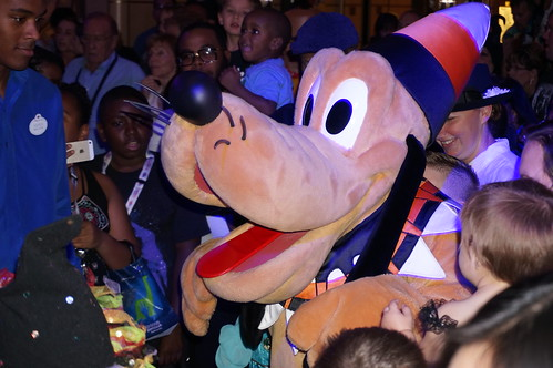 Pluto at Mickey's Mouse-querade Party | by Disney, Indiana