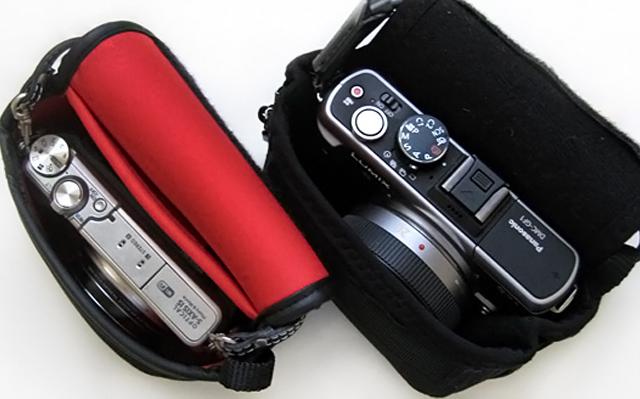 エレコム DGB-061 OLYMPUS STYLUS SH-1 カメラケース