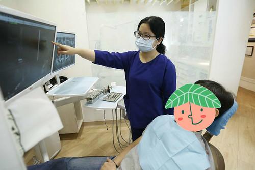 板橋絕美牙醫讓難搞的爸爸終於願意接受植牙治療,還讓爸爸整天笑嗨嗨! (3)