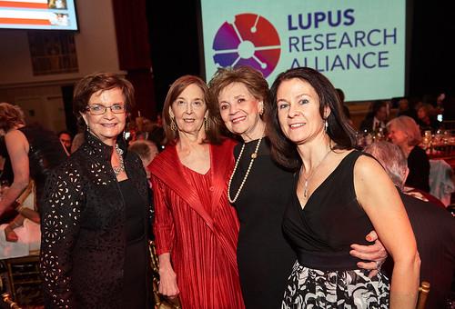 Margaret Dowd, Jennie DeScherer, Matilda Raffa Cuomo, Andrea O'Neill (2)