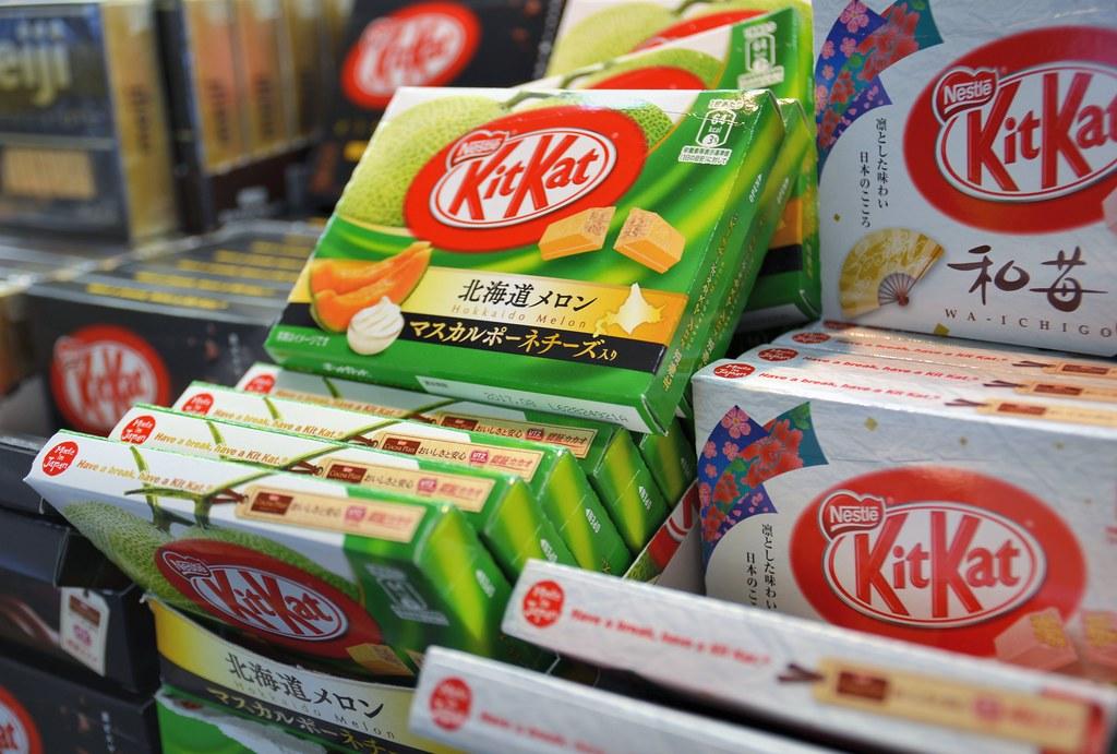 Kit kat hokkaido melon 2016 it feels like they always c flickr kit kat hokkaido melon 2016 by jpellgen 1179jp voltagebd Gallery