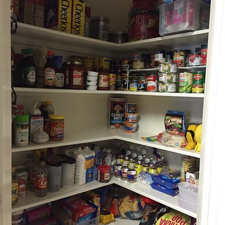 234:365 Spent some time this afternoon cleaning out the pantry. How do we let so much out of date stuff accumulate?!? | by {Karamat}
