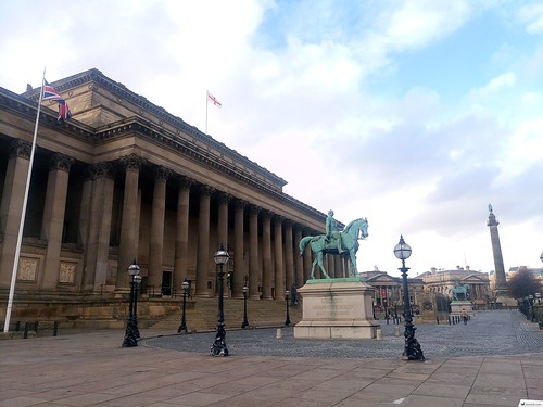 St. George's Hall, Liverpool | by sinemözel