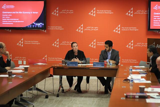 Governance and the Economic War in Yemen
