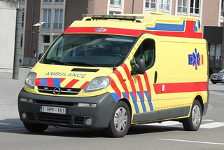 Ambulance - EMES Opwijk | by Jeffrey van Buuren Emergency Vehicles