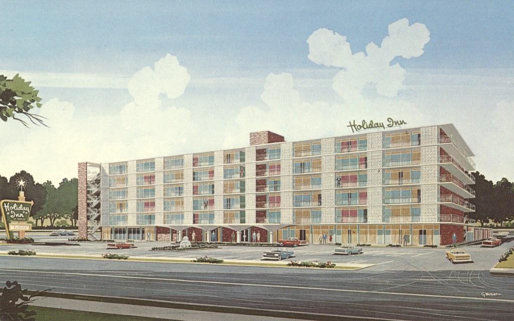 Holiday Inn Midtown - Montgomery, Alabama