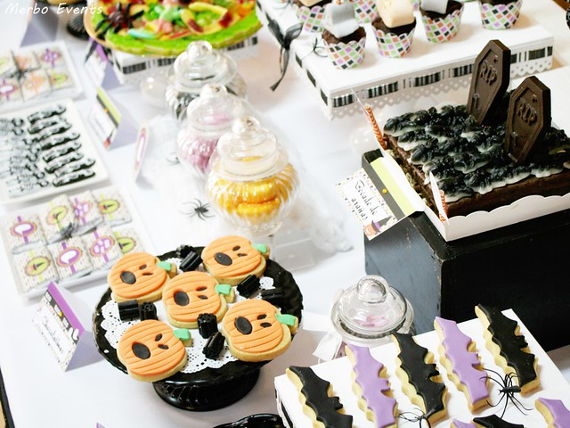 candy bar halloween 2016 MErbo Events
