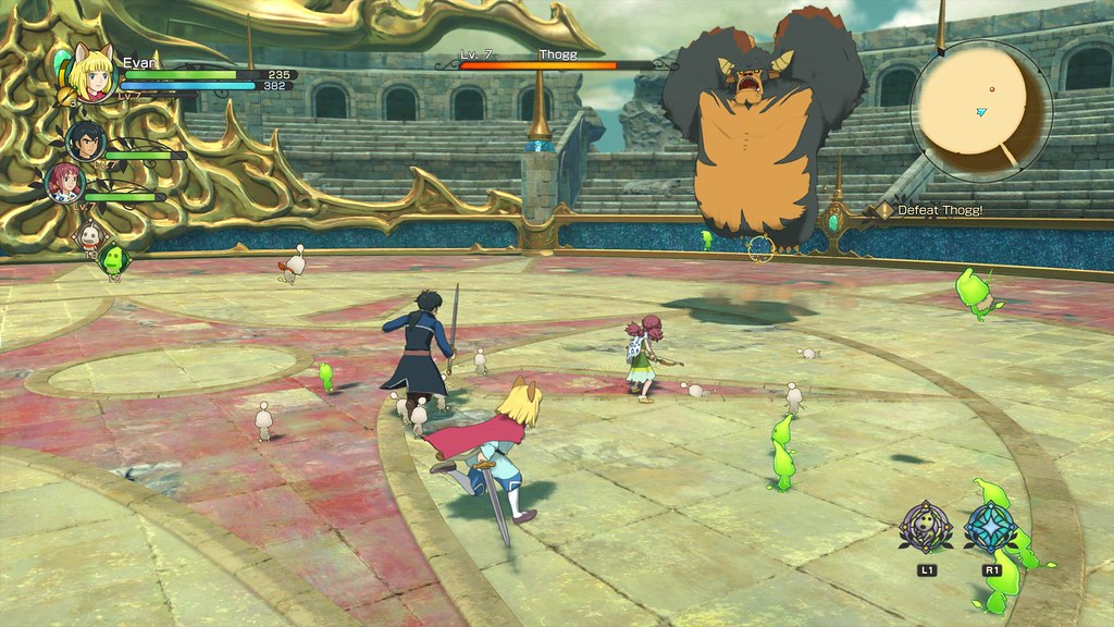 Ni no Kuni II Revenant Kingdom, 04