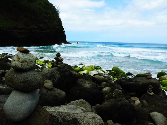 Hanakapi'ai Beach, Kauai, Hawaii