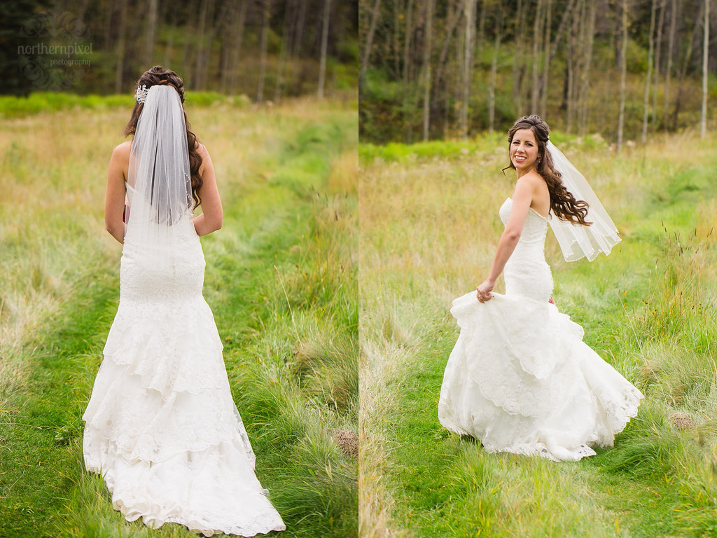 Beautiful Bride - Huble Homestead