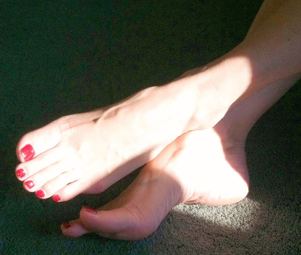 Feet Sexy high arched