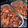 #Homemade #SweetPotatoes #Yams on the #KamadoJoe #BBQ #LumpCoal - #CucinaDelloZio
