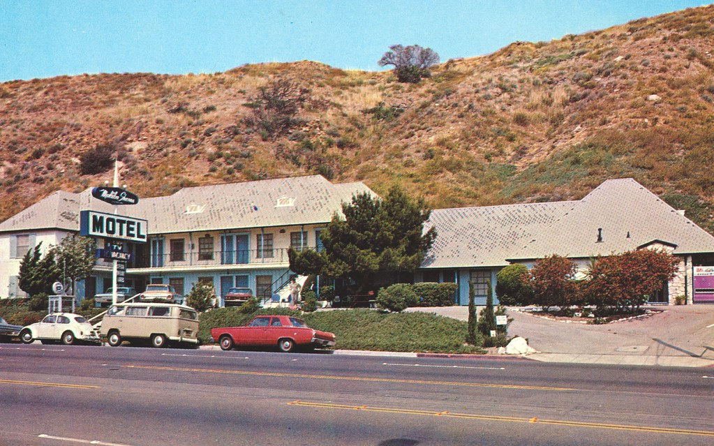 Malibu Shores Motel - Mailbu, California