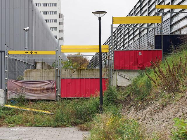 Non place near Rotterdam CS