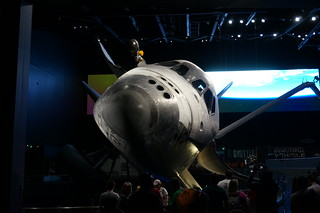 Space Shuttle Atlantis | by Disney, Indiana