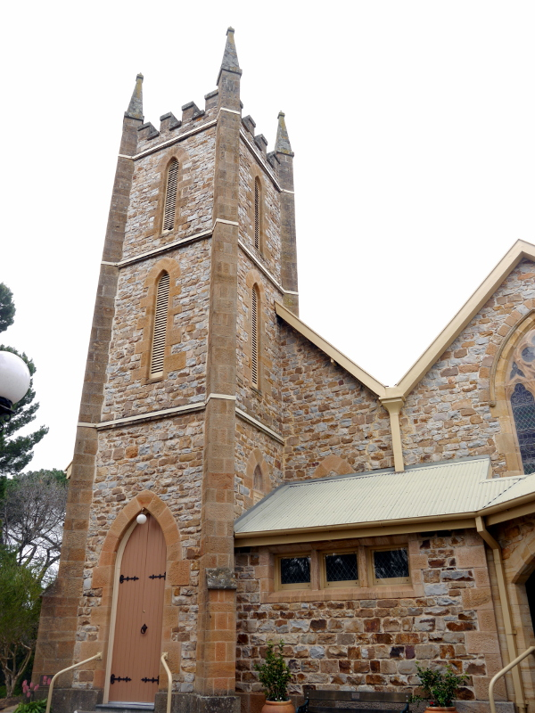 Mitcham St Michaels Anglican Church By Aquilareen