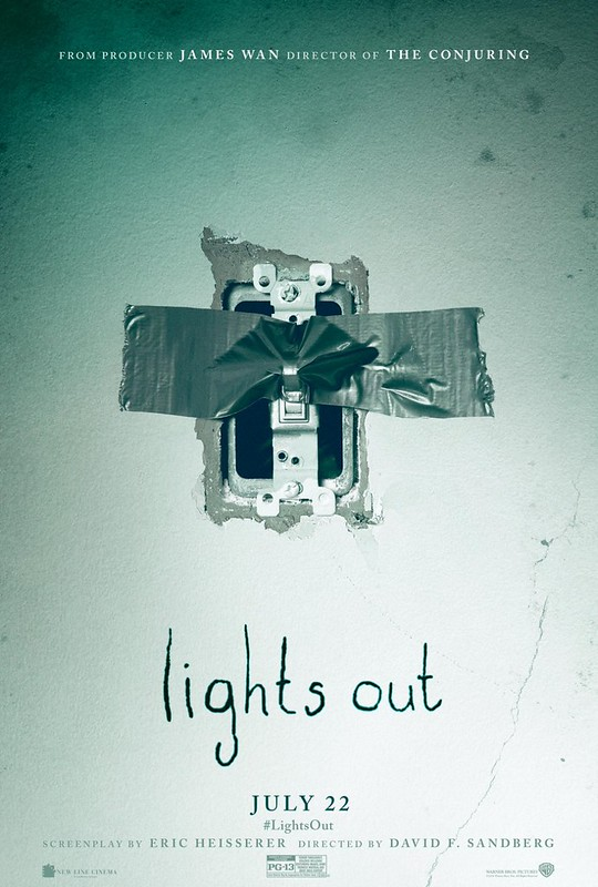 Lights Out - Poster 1