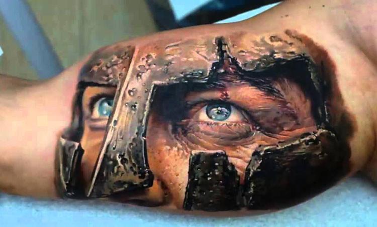 Mejores Tatuajes En 3d 1 Mejorestatuajescommejores Tatua Flickr