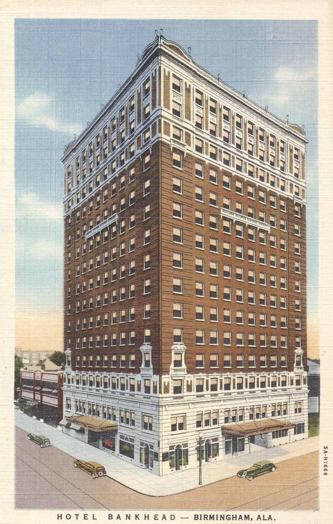 Hotel Bankhead - Birmingham, Alabama