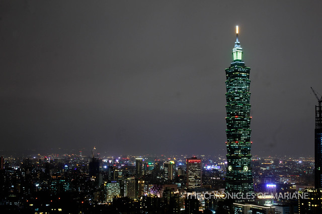 07 taipei night view