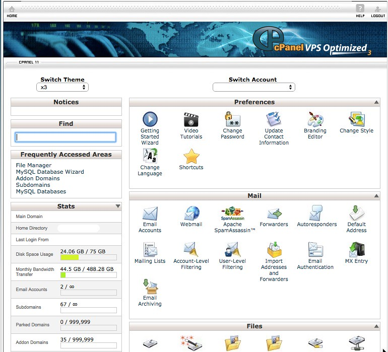 CPANEL - by Wesley Fryer CPANEL - by Wesley Fryer