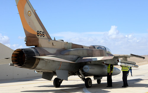 One last check | by Israeli Air Force