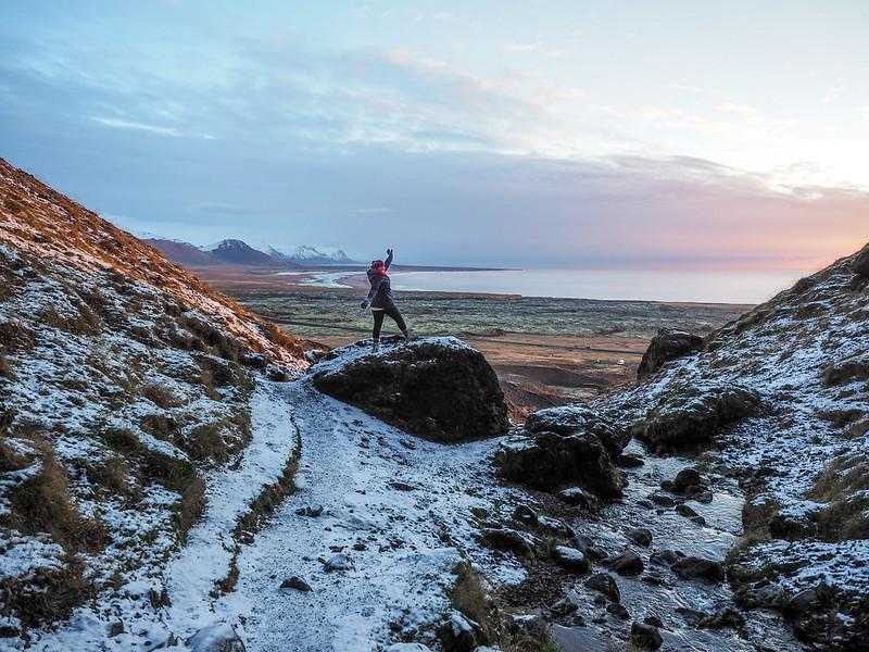 Akatuki in Iceland