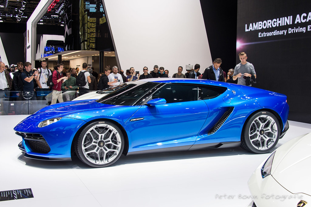 Lamborghini Asterion Lp 910 4 Concept Plug In Hybrid Phe Flickr
