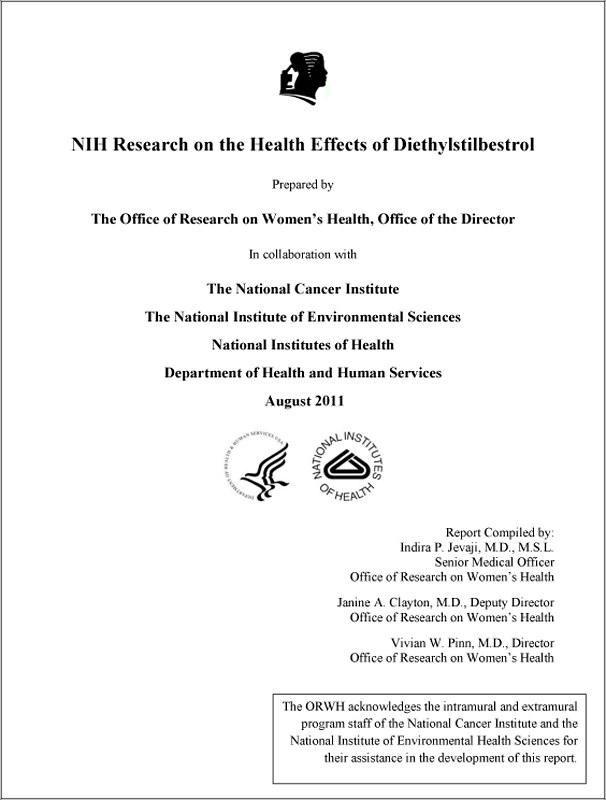 DES Research 2011 NIH