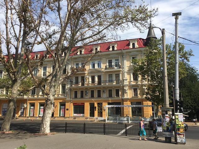 8. Babels huis, Odessa