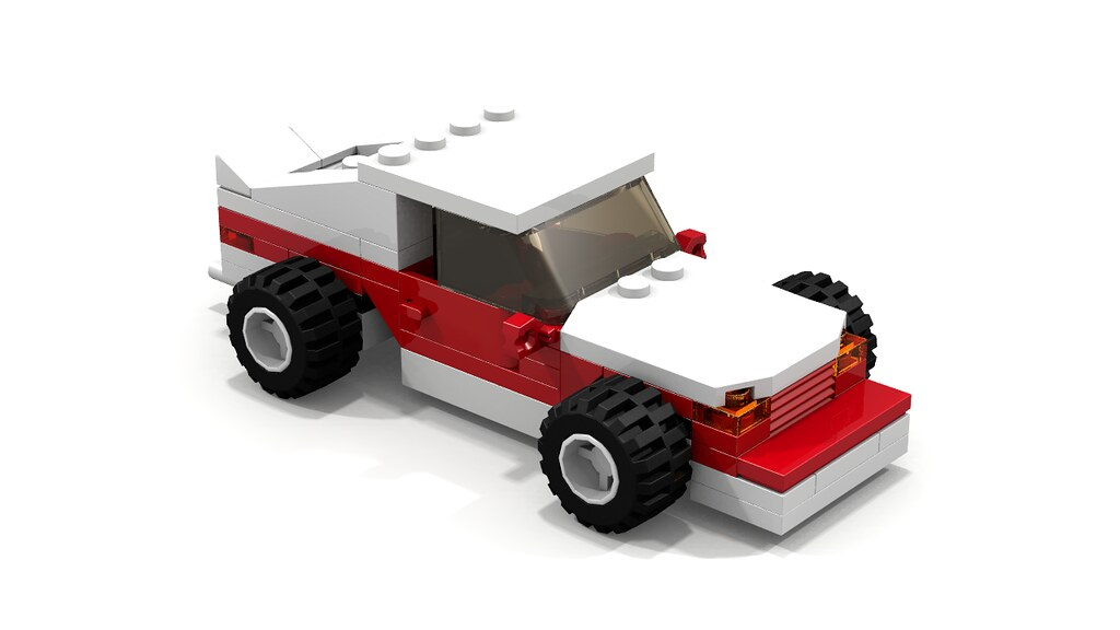 Lego Racing Car Building Instructions Youtubewat Flickr
