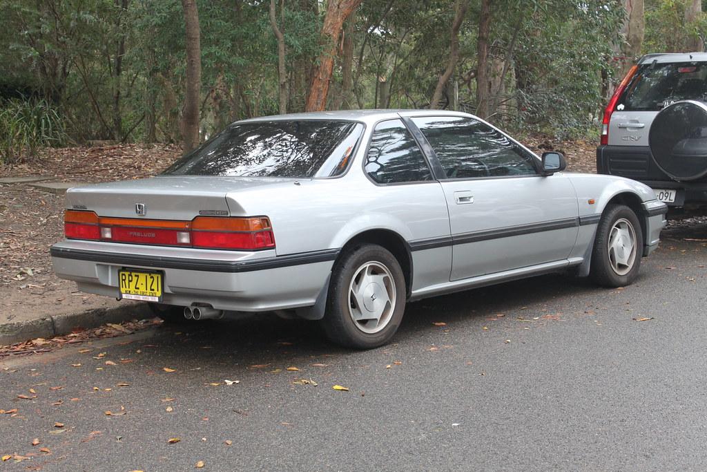 1989 Honda Prelude 4WS 2.0 Si | Jeremy | Flickr