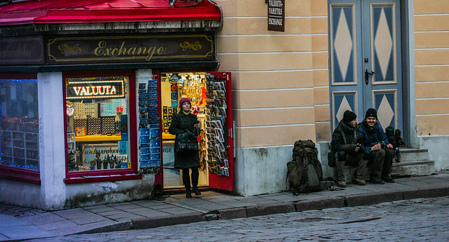 Tallin, travel, Safety Travel Tips