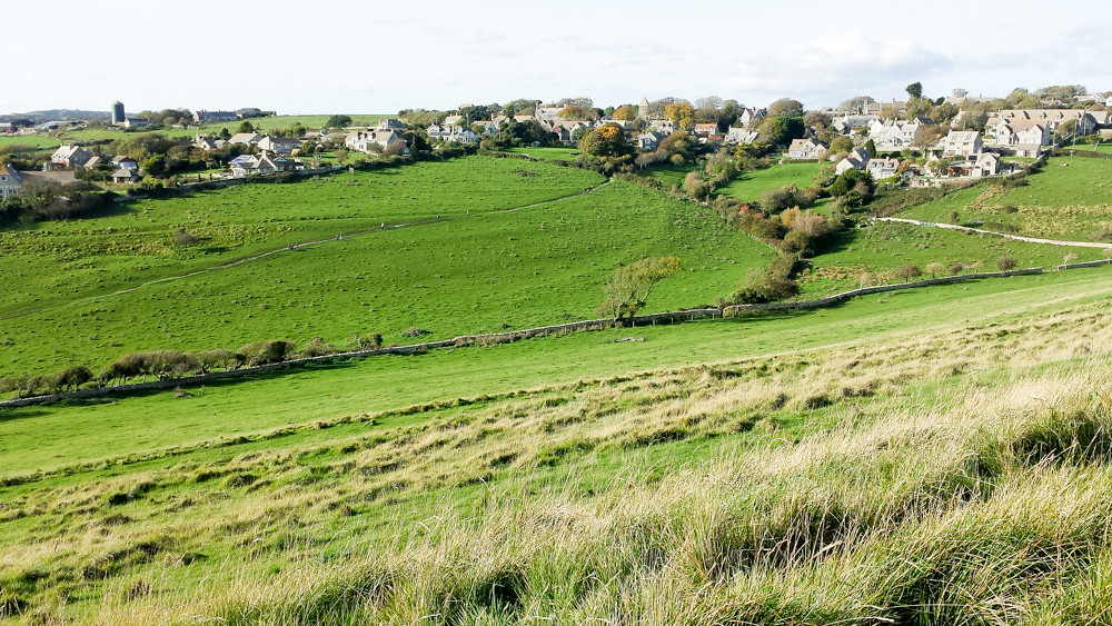 Hiking the Jurassic Coast - Worth Matravers to Swanage - The World in My Pocket 3