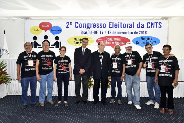 2º Congresso Eleitoral CNTS - Novembro 2016