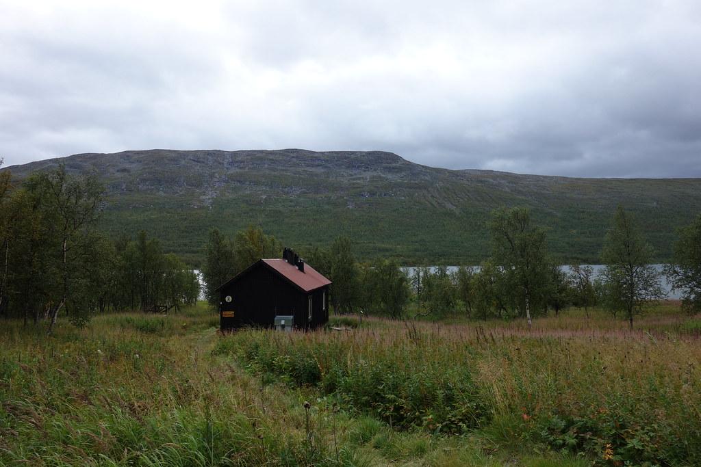 Tarrekaise cabin